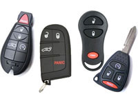 Pacific Beach Car Remote