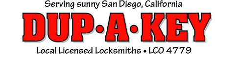 Dup-A-Key San Diego Car Key Locksmith