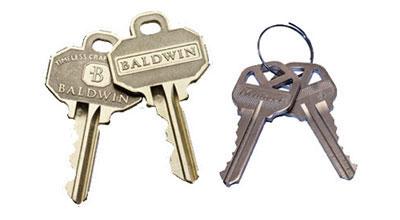 Change Locks and Keys