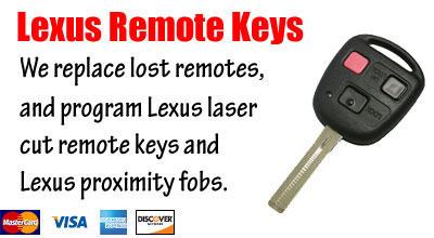 lexus gs300 key programming