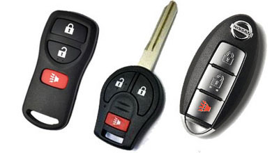 nissan altima manual key start