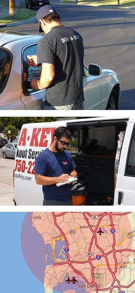 Dup A Key Locksmiths Are Committed To Providing Fast, Reliable Lockout And  Car Key Making Services To Our. San Diego Service Areas.