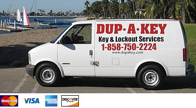 24/7 Mobile San Diego Locksmith Service